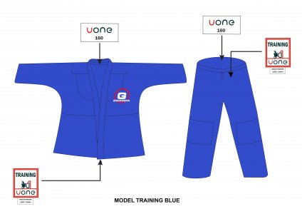 Judogi 500-1A