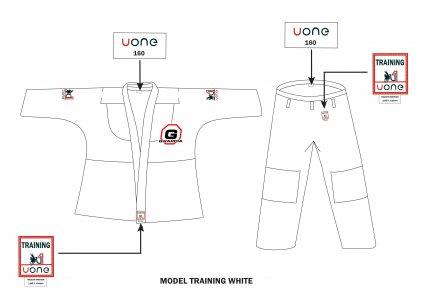 Judogi 500-1