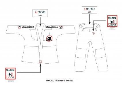 Judogi 500-2