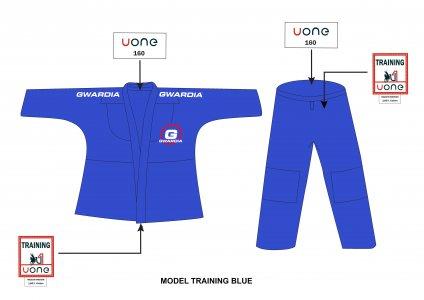 Judogi 500-2A