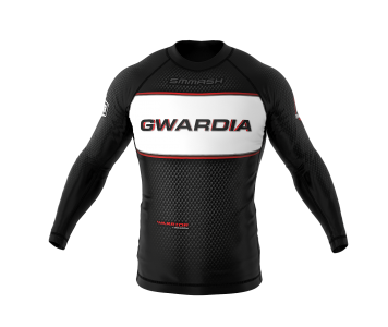 Rashguard Warrior